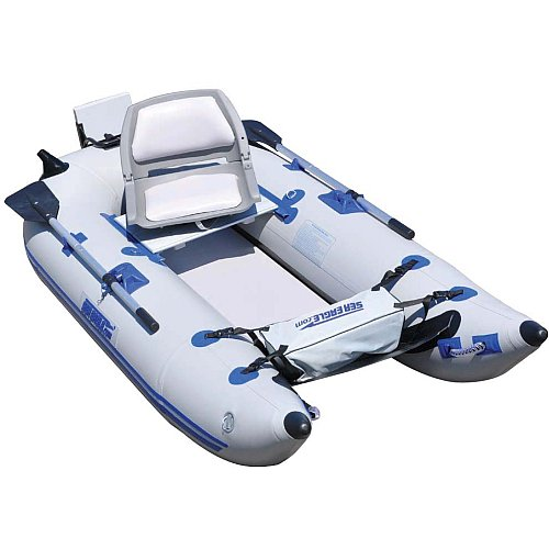 Sea Eagle 285fpb Inflatable Pontoon Boat