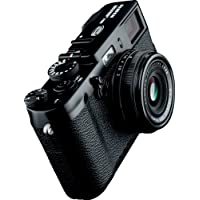 Fujifilm X100 12.3 MP APS-C CMOS EXR Digital Camera with 23mm Fujinon Lens and 2.8-Inch LCD (Special Edition - Black)