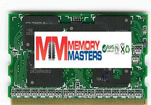 MemoryMasters 512MB 172pin PC2-4200(533Mhz) 32x16 DDR2 MicroDIMM
