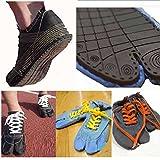 【国産製造品、納期:約1週間】ランニング/ウエイトトレーニング用足袋 MUTEKI (カラー:グレー)