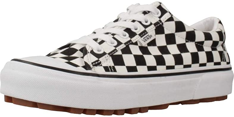 vans basket running