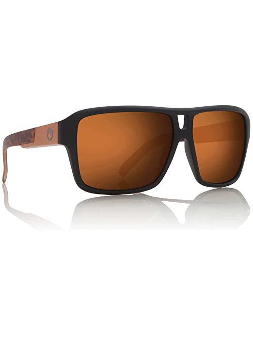 b0aad61cac57 Amazon.com: Dragon 'The Jam' Owen Wright Frame Sunglasses with Green Ionized  Lens - Large: Clothing
