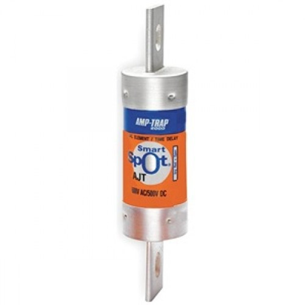 Mersen AJT100 600V 100A Class J Time Delay Fuse, 5-Pack by Mersen