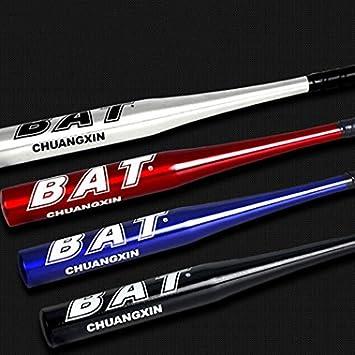 Geshiglobal Bate de b/éisbol 28//30//32 pulgadas raqueta de aleaci/ón de aluminio para deportes al aire libre Softball