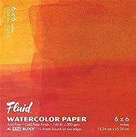 Fluid Easy Block Fluid Watercolor Blocks 6 in. x 6 in. block