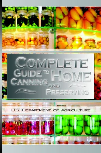 Download Complete Guide to Home Canning and Preserving pdf epub