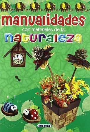 Amazon.com: Manualidades con materiales de la naturaleza