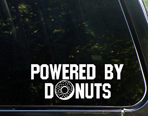 (Powered By Donuts - 8-3/4
