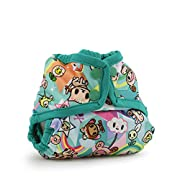 Kanga Care Rumparooz Cloth Diaper Cover Snap, Tokisweet/Multi, Newborn