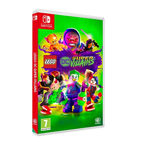 LEGO DC Super-Villains (Nintendo Switch) 2