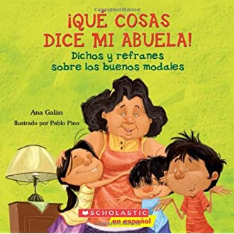 #6 Qué cosas dice mi abuela (The Things My Grandmother Says): (Spanish language