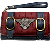 DC Comics Wonder Woman Front Flap Women's Wallet