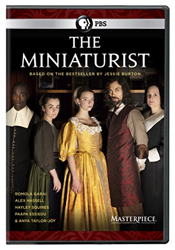 - Masterpiece: The Miniaturist DVD