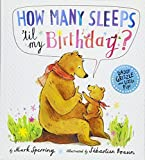 img - for How Many Sleeps 'Til My Birthday? book / textbook / text book