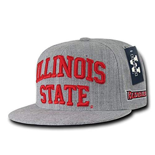 W Republic NCAA Game Day Fitted Cap College Caps - Univ Of Illinois, 7 1/8 from W Republic