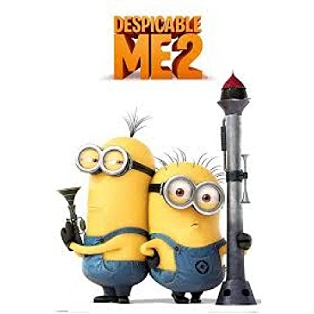 Despicable Me 2 (Armed Minions) Picture Frame: Amazon.co.uk: Kitchen ...