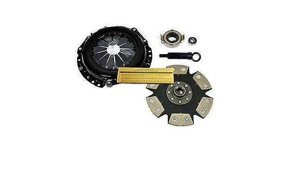 CP16107HD-CK ClutchMaxPRO Heavy Duty OEM Clutch Kit Compatible ...