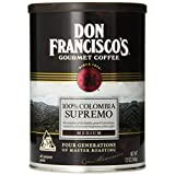 Don Francisco's 100% Colombia Supremo, Ground 12 oz Can