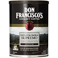 Don Francisco's 100% Colombia Supremo 12-Ounce Can