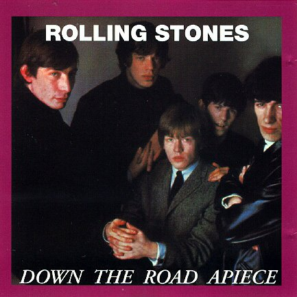 Image result for the rolling stones down the road apiece images