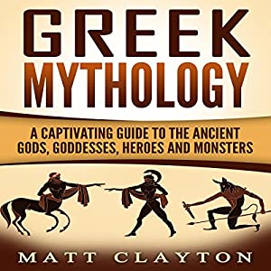 Greek Mythology Audiobook