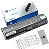 GoingPower 12 CELL Battery for HP Pavilion dv6-3000 dv6-3100 dv6-3300 dv6-4000 dv6-6000 - 18 Months Warranty [li-ion 12-cell 9600MAH]
