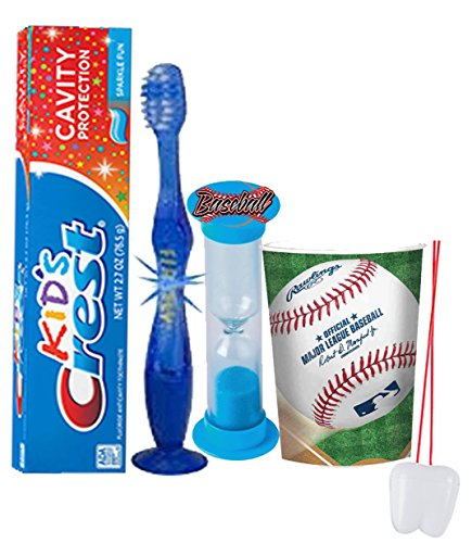 major-league-baseball-inspired-4pc-bright-smile-oral-hygiene-set-flashing-lights-toothbrush-toothpas