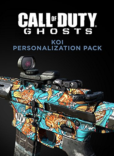 Call of Duty : Ghosts -  Koi Pack [Online Game Code] (Ghost Dlc Duty Of Pack Call)