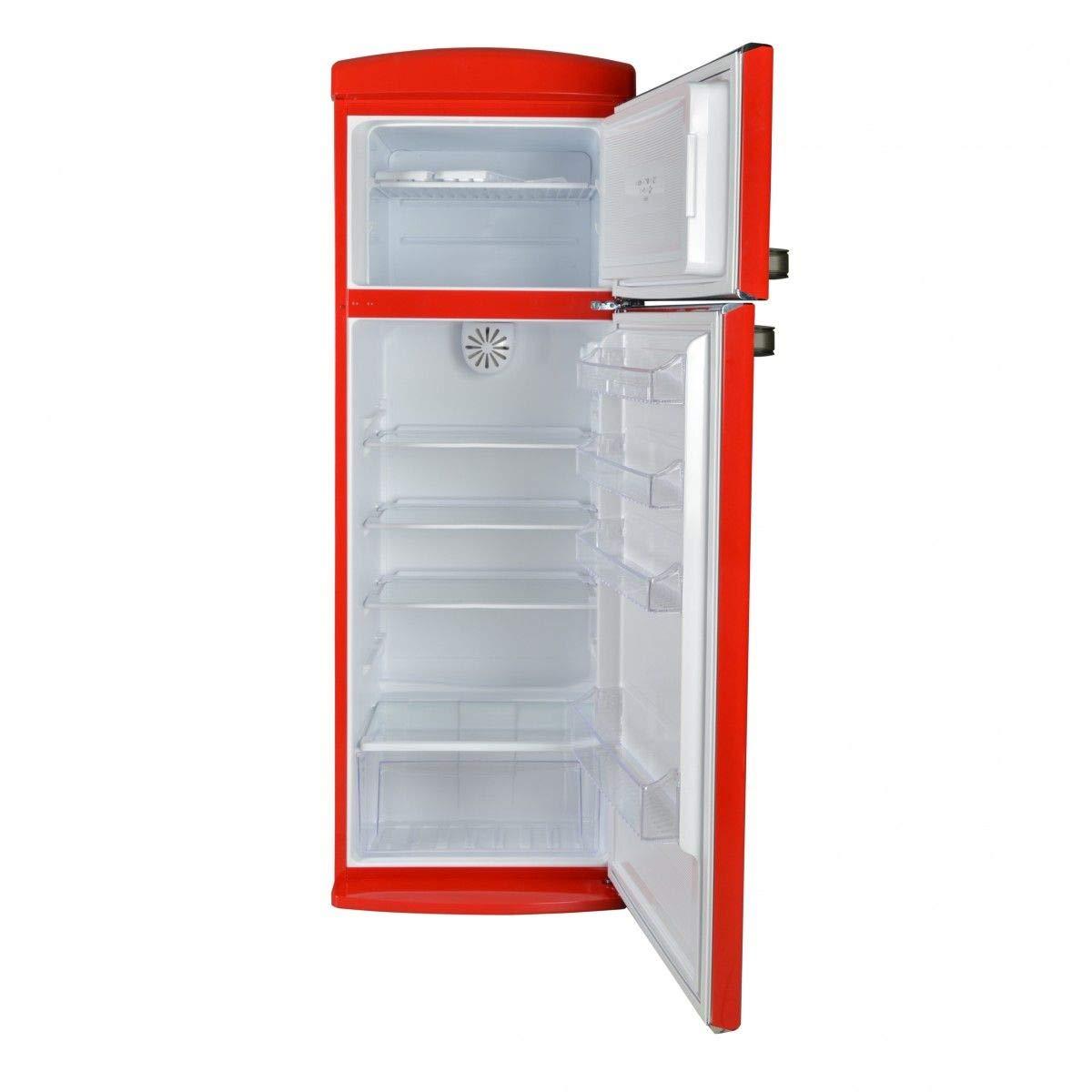 Frigorífico congelador alto TFNVIN304RED: Amazon.es: Grandes ...