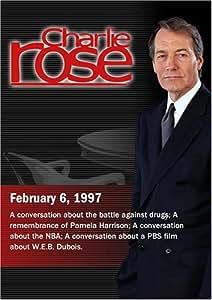 Charlie Rose with Barry McCaffrey; Richard Holbrooke; Julius Erving; Louis Massiah (February 6, 1997)