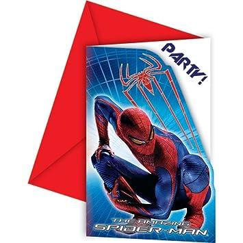 Schön Amscan International Laden Amazing Spiderman