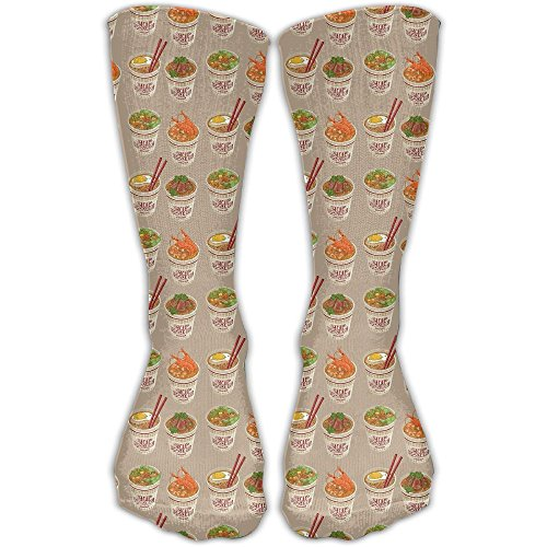 Unisex Breathable Perspiration Cotton Socks Cup Noodle Ramen Ankle Socks Athletic Socks Casual Sport - Boxes Subscription Unisex