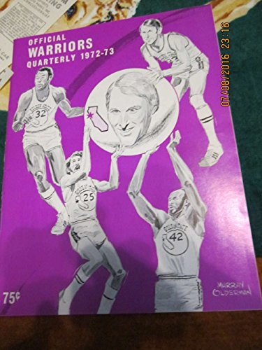 (1972 Warriors vs Hawks Basketball Program amp; 2 tickets)
