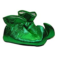 MyPartyShirt Green Cloth Elf Shoes