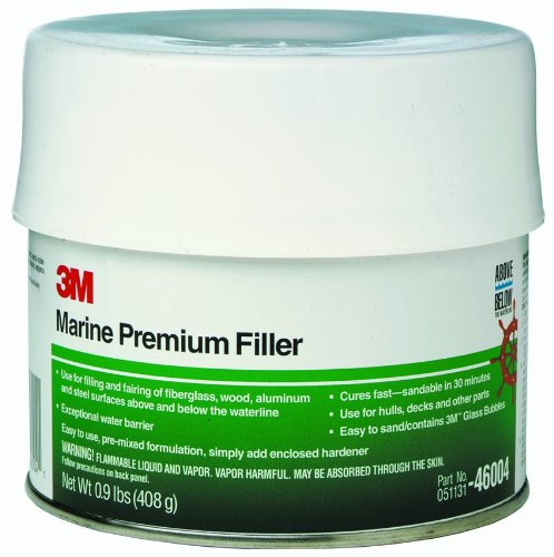 3M Marine Premium Filler (1 Pint)