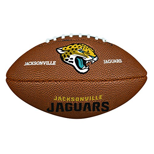 NFL Mini Team Logo Football-Jacksonville Jaguars, used for sale  Delivered anywhere in Canada
