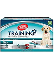 39% off Simple Solution 6 x Layer Dog and Puppy Training Pads - 100 Pack