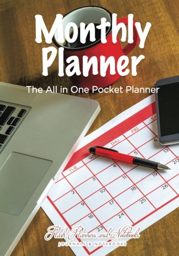 Monthly Planner: The All in One Pocket Planner ebook