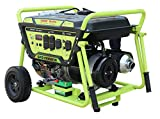 10000 watt portable generator - Green-Power America GPG10000EW 10000W Pro Series Recoil Electric Start Generator