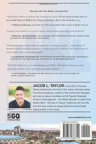 The Rebel Allocator: Amazon.es: Jacob Taylor: Libros en idiomas extranjeros