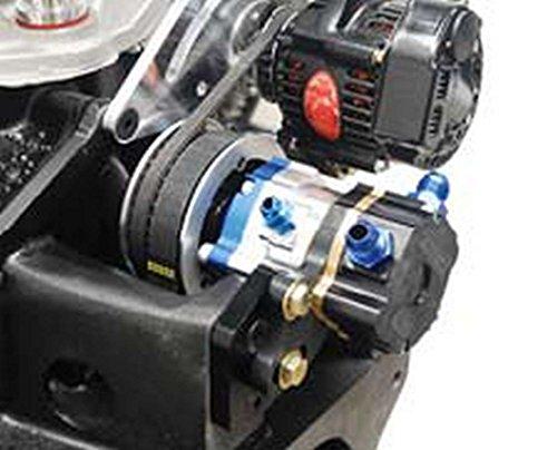 KRC Power Steering KRC 40980000 Bell Housing Mount (Alt. Brckt Kit for KSE Pump)