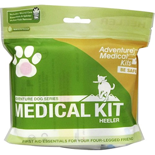 Adventure Medical Adventure Dog Series Medical Kit One Color, Workin' Dog Kit by Adventure Medical Kit