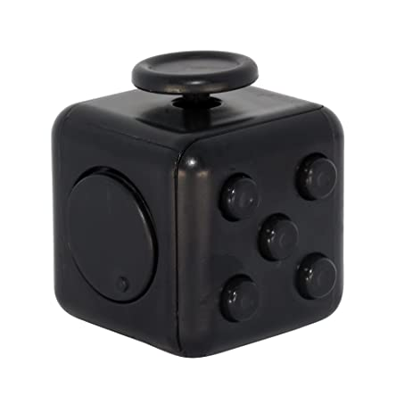 6 Sided Fidget Cube Dice Anxiety Stress Relief Toy Relieves And For