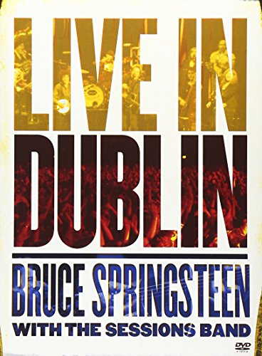 DVD : Bruce Springsteen - Live in Dublin (DVD)