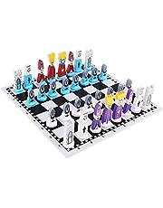 Blesiya Internationaal Schaakspel Schaakbord Schaakstukken Set