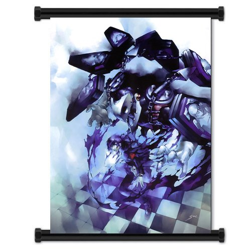Shin Megami Tensei Persona 3 Game Fabric Wall Scroll Poster