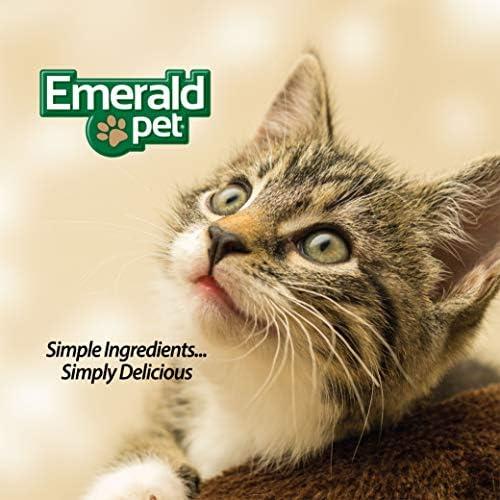 Emerald Pet Premios Dentales de Salmón DE 85 g para Gato 10