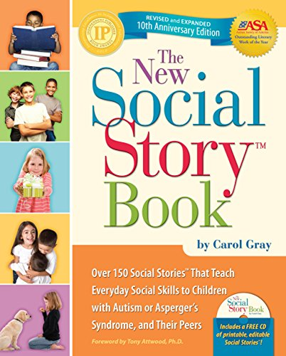 The New Social Story Book, Revised and Expanded 10th Anniversary Edition: Over 150 Social Stories that Teach Everyday Social Skills to Children with Autism or Asperger's Syndrome, and their Peers by Future Horizons (Image #3)