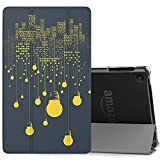 MoKo Case Fits Amazon Fire HD 8 Tablet (7th/8th Generation