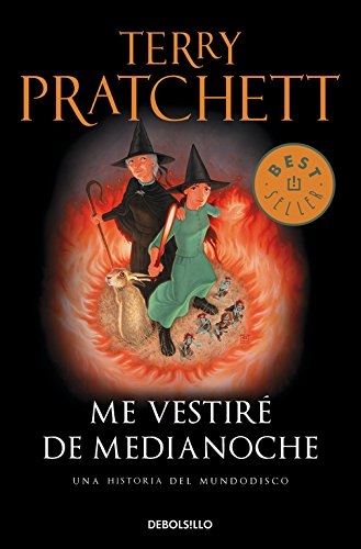 Descargar Libro Me Vestiré De Medianoche. Mundodisco 38 Terry Pratchett